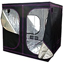 Apollo Horticulture 77x77x77 Mylar Hydroponic Grow Tent