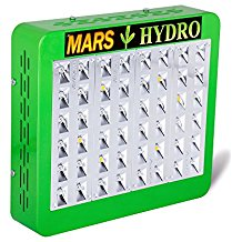 Marshydro Reflector 240W LED Grow Light