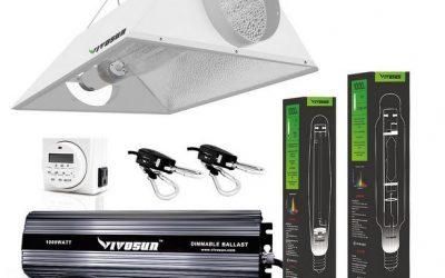 VIVOSUN Hydroponic 1000 Watt HPS MH – Review