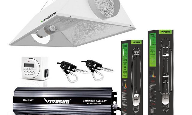 Best Hydroponic led grow light