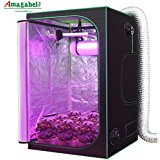 Amagabeli Hydroponic 4x4 Grow Tent for Indoor Plant Growing