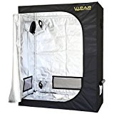 VIPARSPECTRA Reflective 600D Mylar Hydroponic Grow Tent