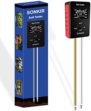 Sonkir best ph soil tester