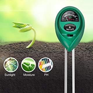 iPower 3 in 1 ph Soil Meter