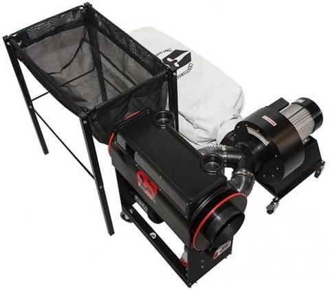 Centurion Pro Mini Wet & Dry Bud Trimmer Machine