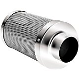 iPower 4 Inch Air Carbon Filter Odor Control