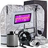 TopoLite Grow Tent Room Complete Kit