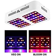 morsen led grow light 600w