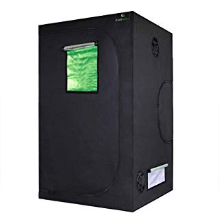CoolGrows 4x4 grow tent review