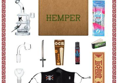 HEMPER Ninja Rig Box