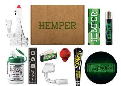 Hemper Rocket Bong Box