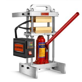 4 Ton 3x5 Inch Hydraulic Jack Heat Press Machine