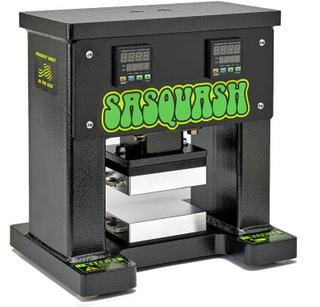 Sasquash M1 10 Ton Rosin Press