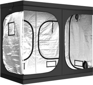 iPower 10 x 10 grow tent reviews