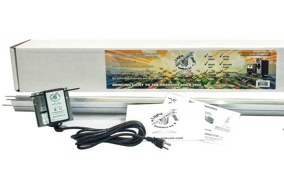 led grow light mover