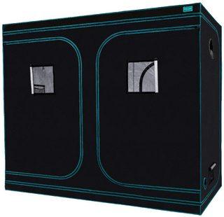 opulent systems 4x8 indoor grow tent