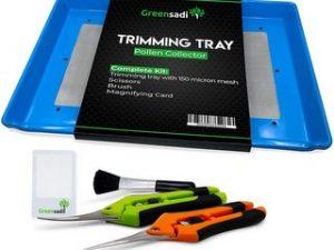 Greensadi Trimming Tray kit