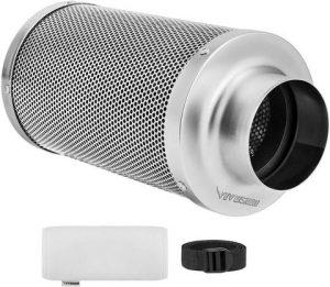 VIVOSUN 4 Inch Air Carbon Filter Odor Control