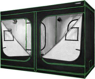 vivosun 4x8 indoor grow tent