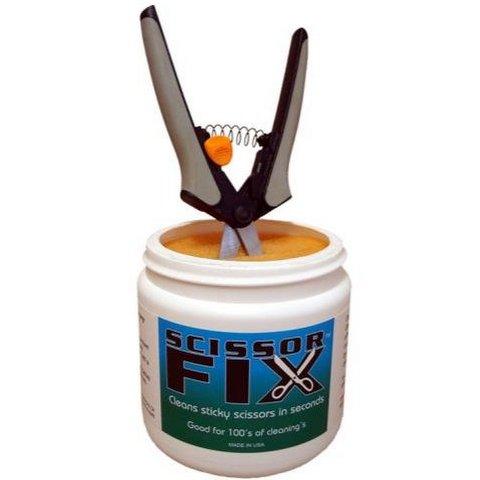 Scissor Fix - Cleans Sticky Scissors