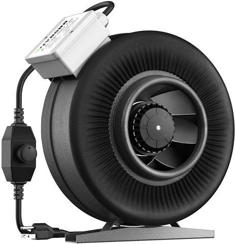 VIVOSUN 6 Inch 440 CFM Inline Duct Ventilation Fan
