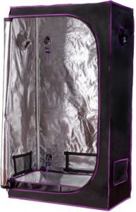 Apollo Horticulture Mylar Hydroponic Grow Tent