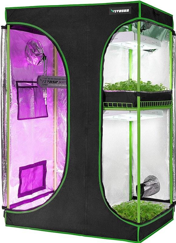 best indoor grow setup