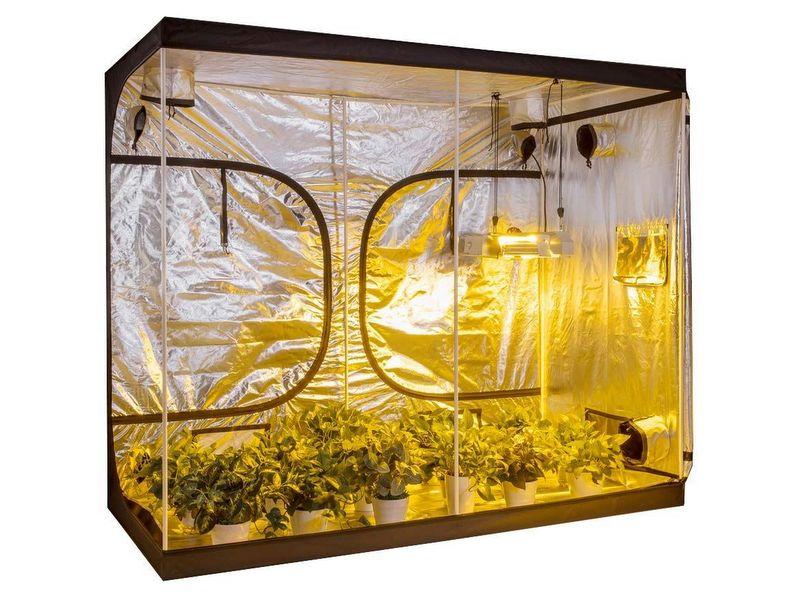 best indoor grow tent setup
