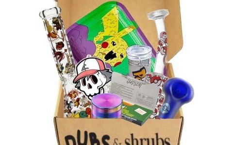 Dubs and Shrubs 420 box