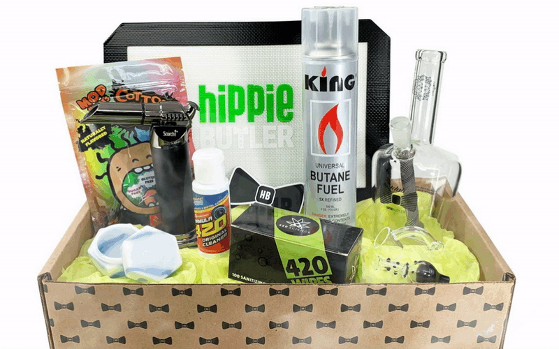 weed subscription boxes