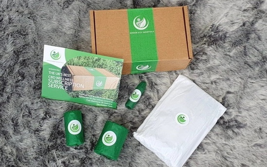 Green box monthly