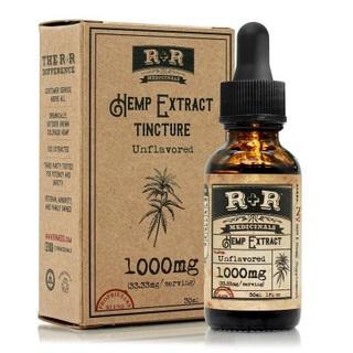 R+R Hemp Extract Tincture