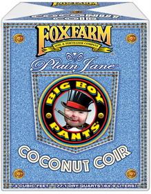 Big Boy Pants Plain Jane Coconut Coir