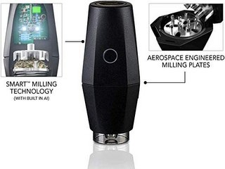 OTTO Electric Smart Herb Grinder