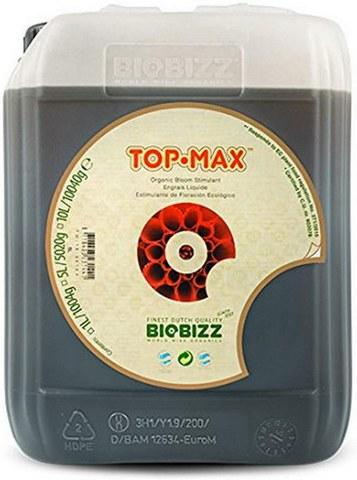 Biobizz Top-Max 5L fertilizer