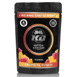 knockoutcbd Tropical CBD Gummies