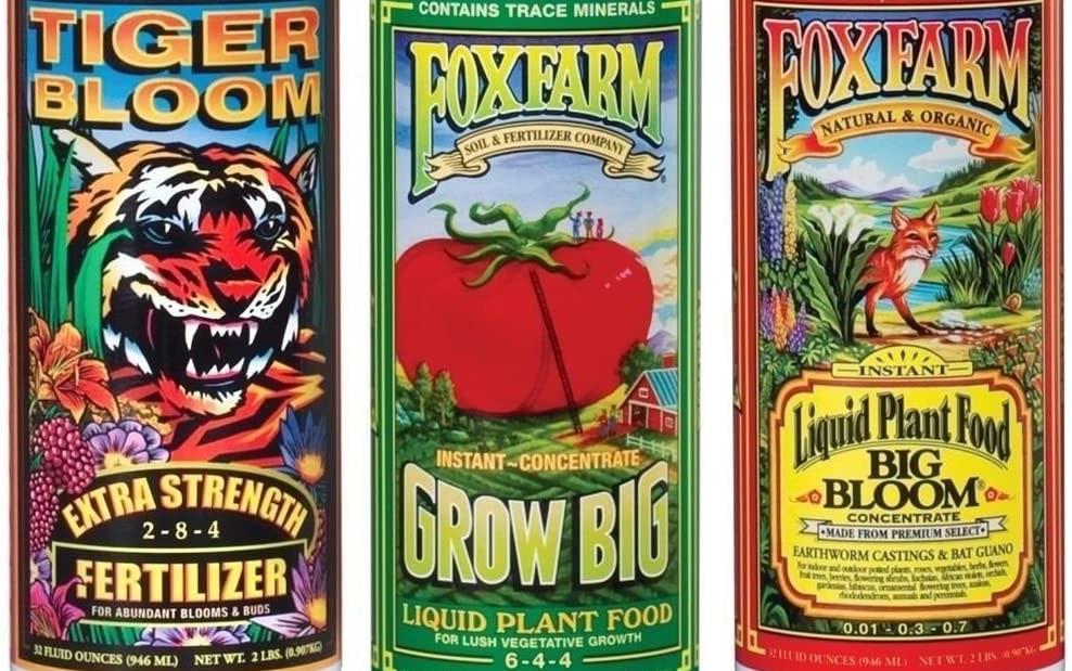 marijuana fertilizer