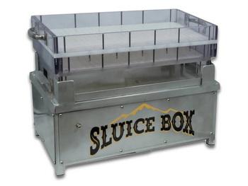 Sluice Box MJ Pre-Roll Machine
