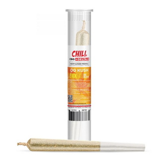 Chill Plus Delta-8 Hemp Flower Pre-Roll