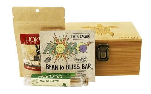 Energy Bundle CBD Gift Set