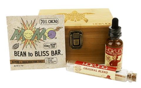Relax Bundle CBD Gift Box