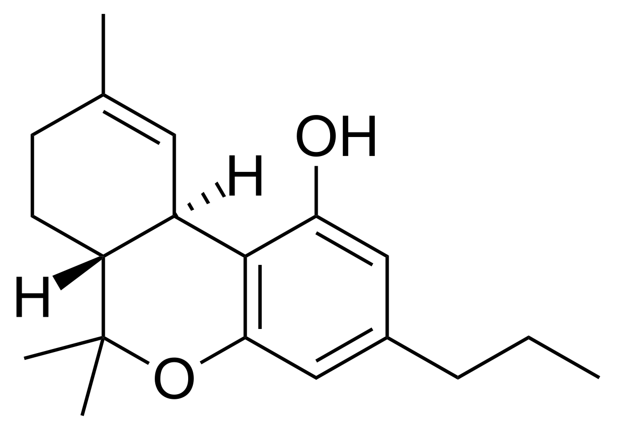 thcv Chemical Compound