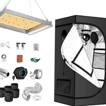 iPower Grow Tent Kit Complete AL600W