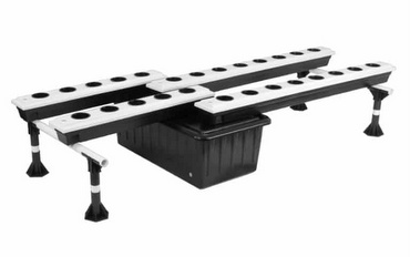 26-Site Super Flow Hydroponic Grow System