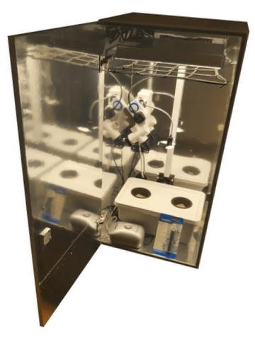 Hydroponic Led Grow Box