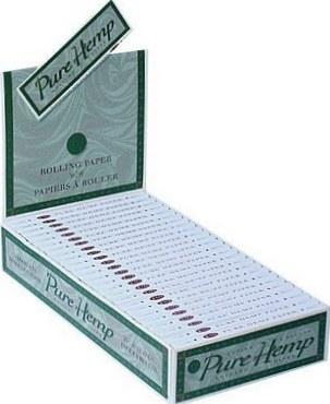Pure Hemp Cigarette Rolling Paper