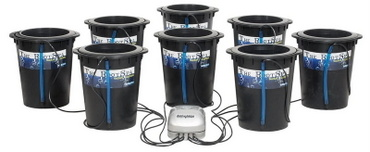 Root Spa 5 Gal 8 DWC Bucket System
