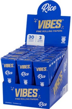 Vibes Pre Rolled King Size Cones
