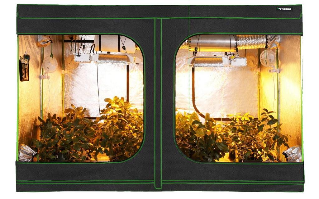 best hydroponic grow tent