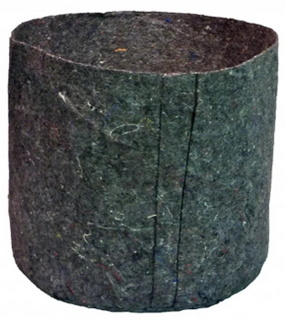 Common Culture Round Fabric Charcoal Pot